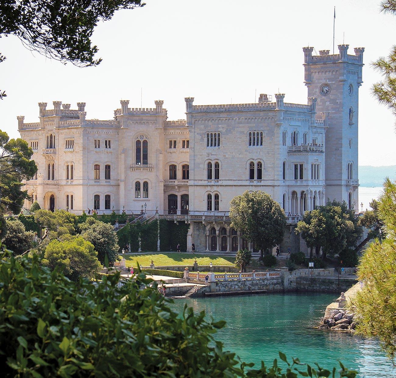 NATALE A MIRAMARE - Museo storico e il Parco del Castello
